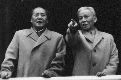 文革时刘少奇与毛泽东的最后一面:欲回家种地