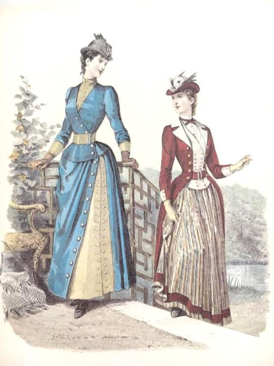 17到20世纪欧洲古装版画:从记载流行壹代服饰到孤立修饰