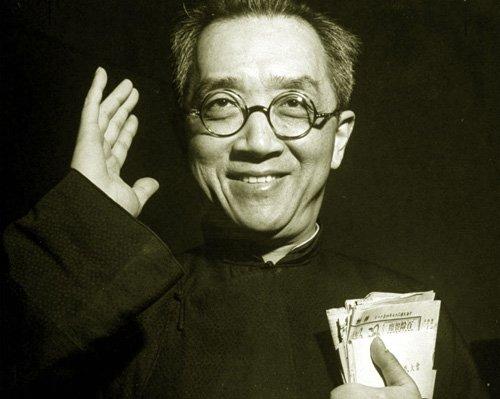 蒋介石骂胡适 害民族文化之蟊贼 卑劣之政客