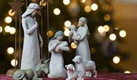 """男孩在""""另一个世界""""的圣诞节"""