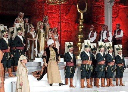 莫扎特歌剧《后宫诱逃》登国家大剧院