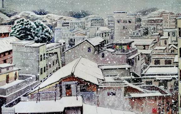 朱自清笔下安暖于心的冬天