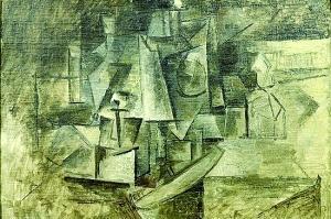 毕加索失窃名画现身纽约  将归还法国