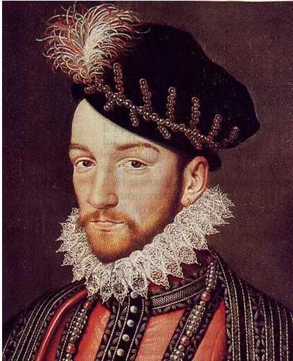 法国国王查理九世
