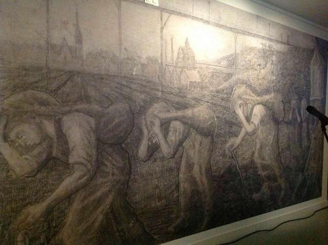 比利时新展披露梵高绘画起点