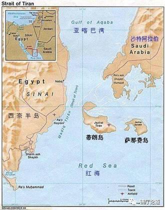 蒂朗岛和塞纳菲尔岛