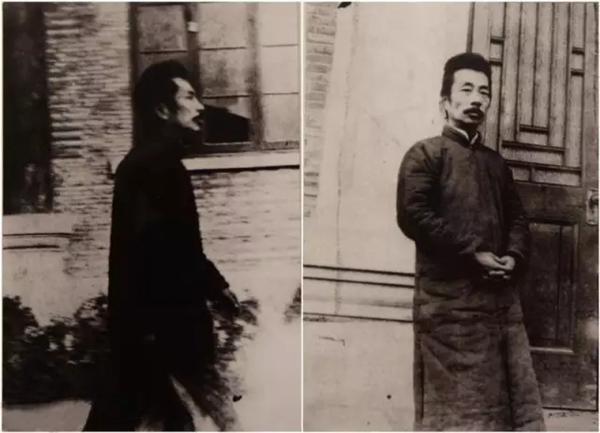 许广平说鲁迅相貌平凡,甚至显得迂腐寒伧
