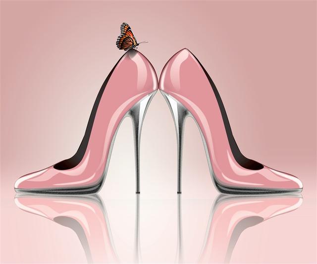 足下风光:一部关于鞋的文化史,也是一部流行文化史