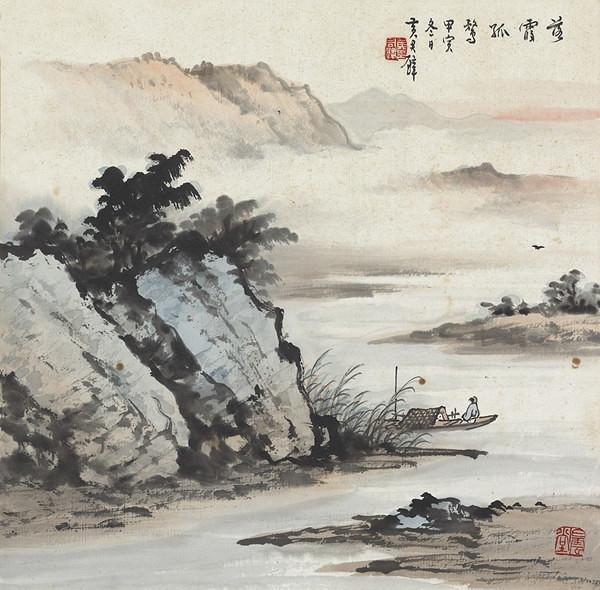 从畅销作家到画家刘墉:内心里有一种冲动,不得不画
