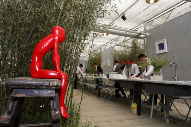 艺术与手作之美跨界呈现暨中国当代艺术家联展在京举行