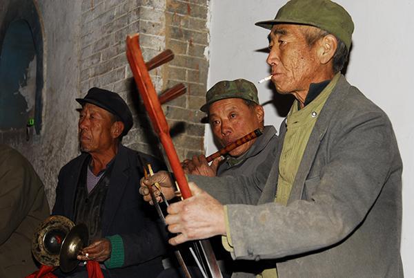 """社戏、古长城、小西藏,一个昌平村庄的""""三宝"""""""