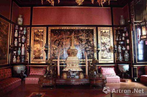 法国枫丹白露博物馆中国馆15件馆藏珍品遭窃