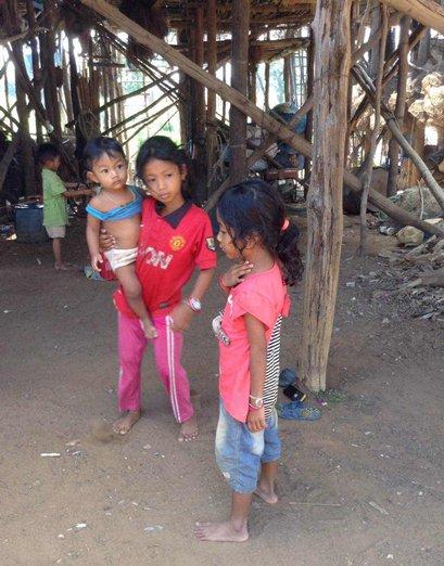 浮村的儿童,作者供图