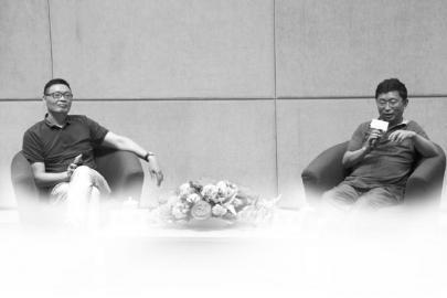 阿来对话麦家—— 两个茅奖作家谈文学谈兄弟