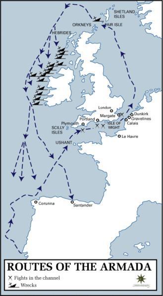 新教之风:两次海上飓风改变英国命运