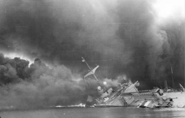 二战期间法国海军司令:一不小心成了法版李鸿章