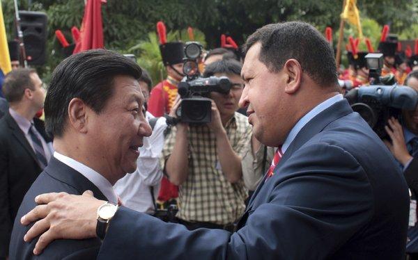 盘点中国五代领导人的拉美情结图片