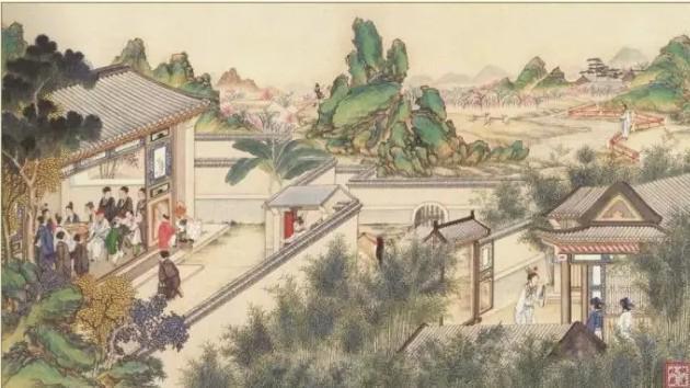 林奕华读《红楼梦》:我们都活在大观园里