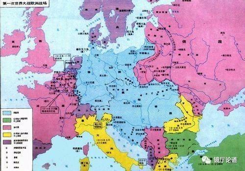 威廉时代的德国外交政策与第一次世界大战