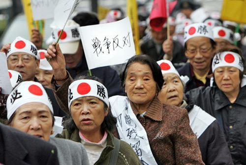 残留孤儿在日本身份尴尬