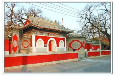 皇家寺庙万寿寺