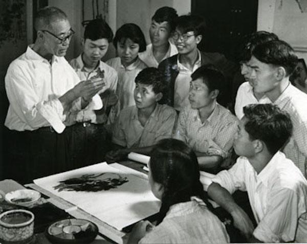 潘天寿诞辰120周年纪念活动将在中国美术馆举行