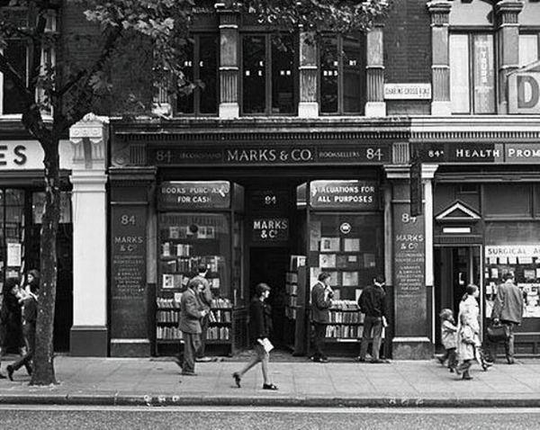 马克斯与科恩和道森——两家书店的旧事琐忆