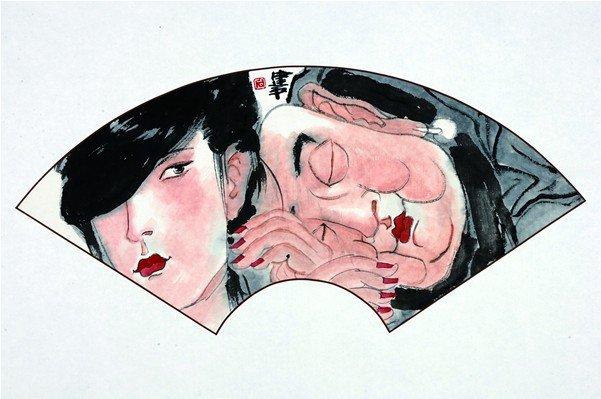 画家邹建平:当代艺术普遍脑瘫