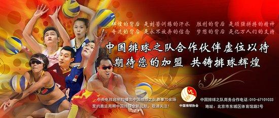 中国排球之队市场开发计划书