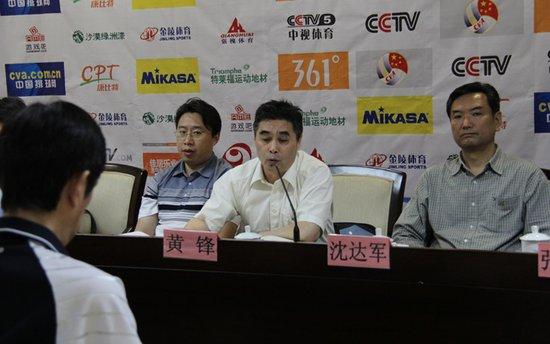 全国男排大奖赛总决赛将战 苏鲁军沪争夺总冠军