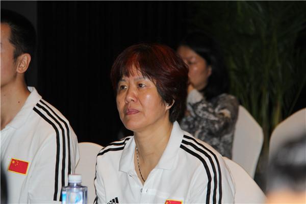 2014年亚洲杯女子排球比赛技术会议召开 高清图片