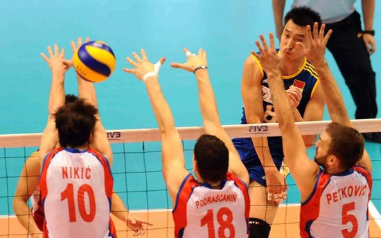男排亚洲杯赛程出炉 中国揭幕战挑战卫冕冠军