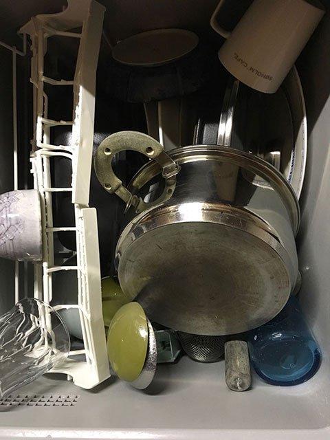接下來是廚房革命――從洗碗機開始