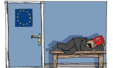 一个土耳其朋友对欧洲的怨念