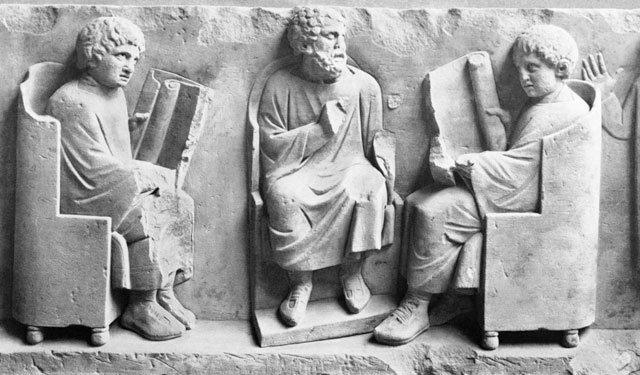 读书还是展示自己文化修养的标志吗