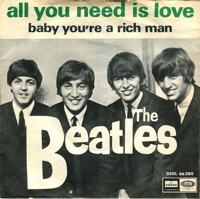 《All You Need is Love》