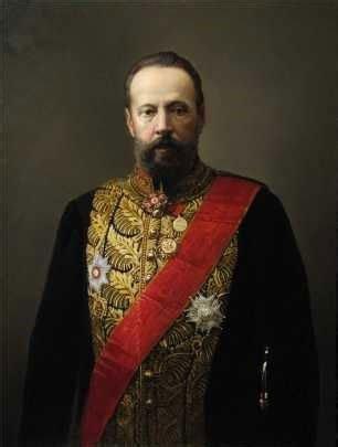 沙俄时代最杰出的国务大臣维特