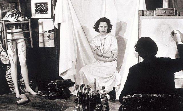达利没有私生女,但艺术家情色往事才是八卦重点