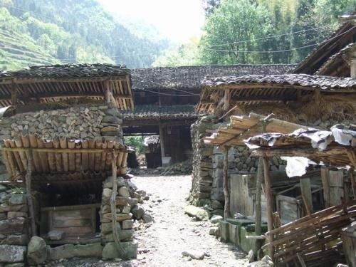 浙江农村的传统厕所
