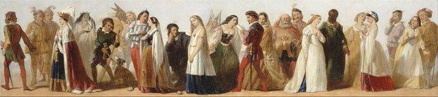 莎士比亞、蘇軾和阿加莎.克里斯蒂