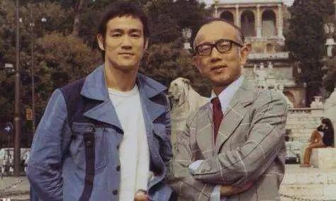 李小龙与邹文怀