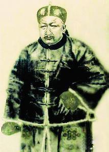 署理云贵总督、云南巡抚岑毓英