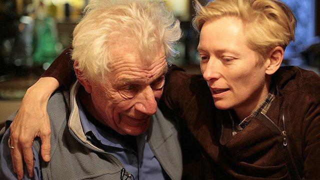 John Berger与Tilda Swinton