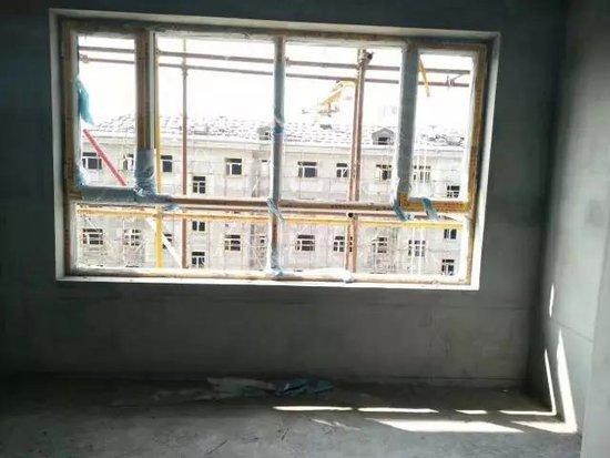 江苏邗建集团再建 精品楼盘——大庆爱莲堡花园二期