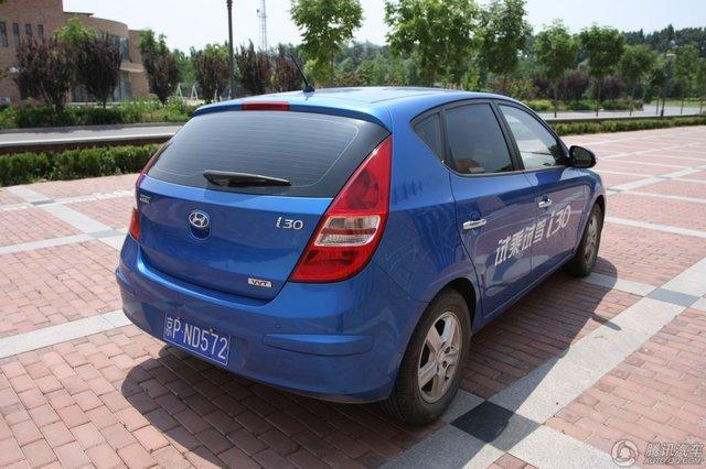 北京现代i30