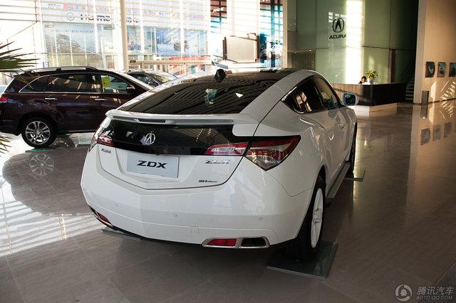 讴歌ZDX