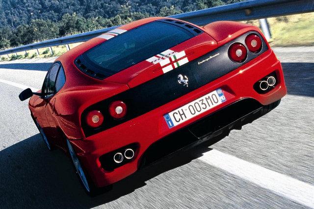 法拉利F360