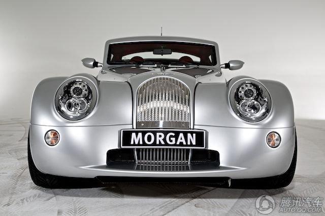摩根Aero Coupe