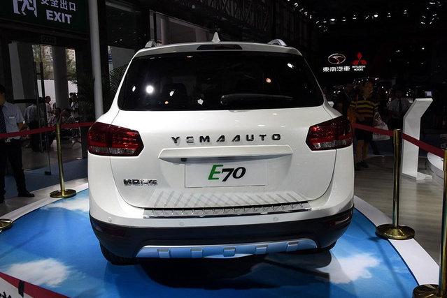 野马E70