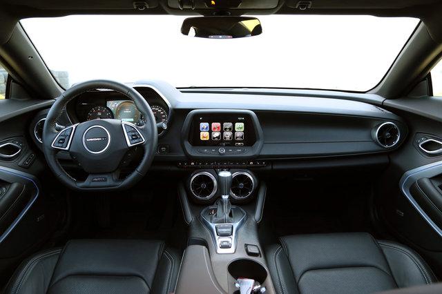 第六代科迈罗RS